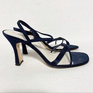 BP Women's Strappy Lavish Heel Size 8M